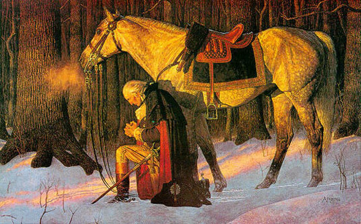 The Prayer at Valley Forge Arnold Friberg.jpg